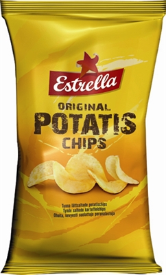 Potatischips 40 g