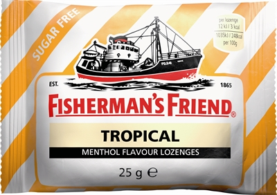 Fishermans Friend Tropical